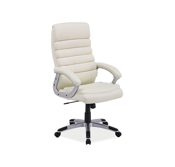 Kancelářská židle Q087 bílá