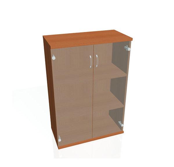 Skříň policová dvéřová 115.2x80cm 3