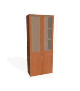Skříň policová dvéřová 192x80cm 3