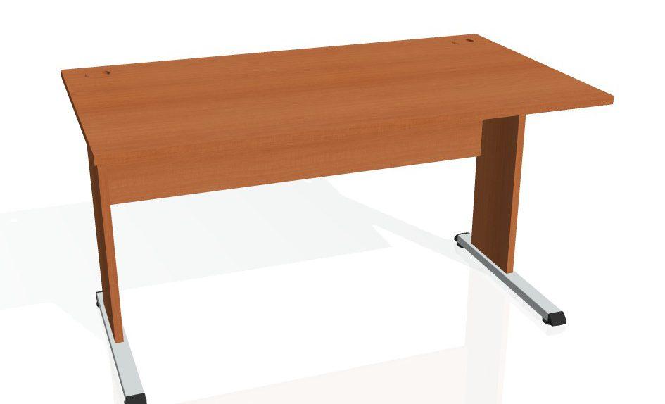 Stůl pracovní rovný 140 cm