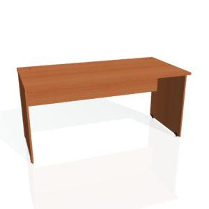 Stůl pracovní rovný 160cm - GS 1600