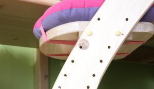 Dětská polohovací židle KLÁRA 1